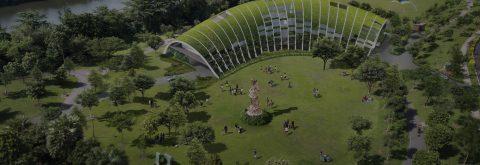 完成逾150万平方尺的<br>建筑建设。